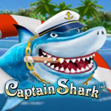 Captain Shark logo logo