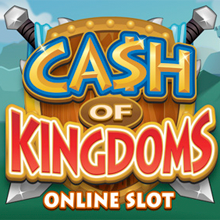 Cash of Kingdoms logo logo