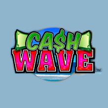 Cash Wave logo logo
