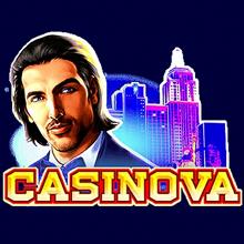 Casinova logo logo