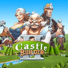 Castle Builder logo logo