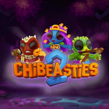 Chibeasties 2 logo logo