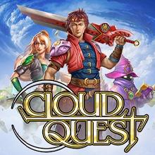 Cloud Quest logo logo