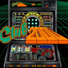 Club 2000 logo logo