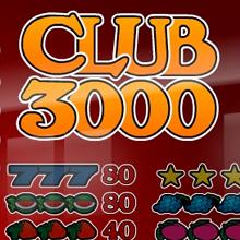 Club 3000 logo logo
