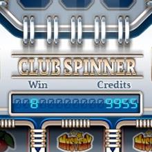 Club Spinner logo logo