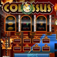 Colossus logo logo