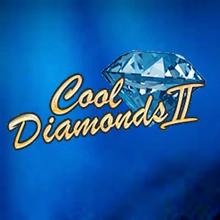 Cool Diamonds II logo logo