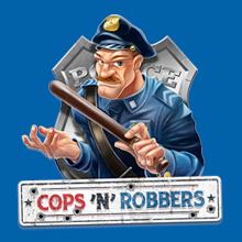 Cops'n Robbers logo logo