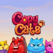 Copy Cats logo logo