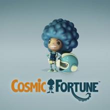 Cosmic Fortune logo logo