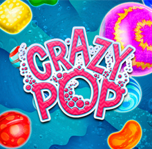 Crazy Pop logo logo