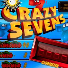 Crazy Sevens logo logo