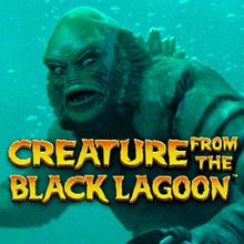 Creature from the Black Lagoon logo logo
