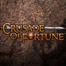 Crusade of Fortune logo logo