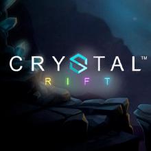 Crystal Rift logo logo
