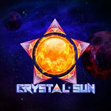 Crystal Sun logo logo
