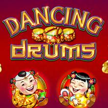 Dancing Drums logo logo