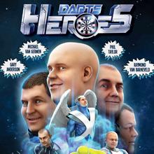 Darts Heroes logo logo