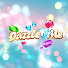 Dazzle Me logo logo