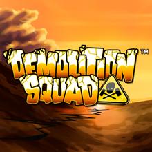 Demolition Squad logo logo