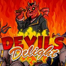 Devil's Delight logo logo