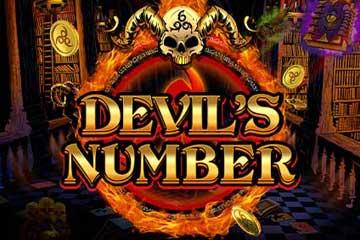Devil's Number logo logo