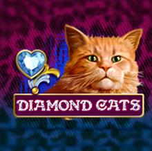 Diamond Cats logo logo