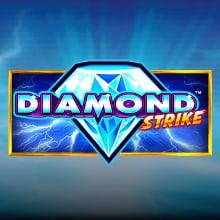 Diamond Strike logo logo