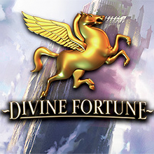 Divine Fortune logo logo