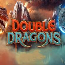Double Dragons logo logo
