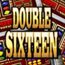 Double Sixteen logo logo