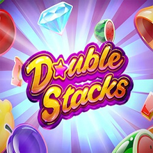 Double Stacks logo logo