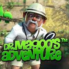 Dr. Magoo's Adventure logo logo