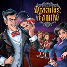 Dracula's Family logo logo