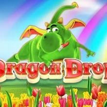 Dragon Drop logo logo