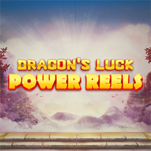 Dragon's Luck Power Reels logo logo