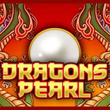 Dragon's Pearl logo logo