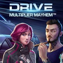Drive: Multiplier Mayhem logo logo
