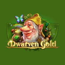 Dwarven Gold logo logo
