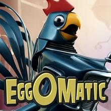 EggOmatic logo logo
