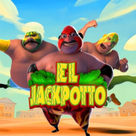 El Jackpotto Logo logo