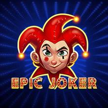Epic Joker logo logo