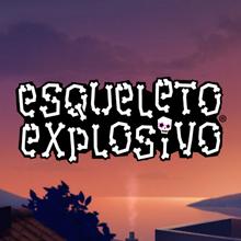 Esqueleto Explosivo logo logo