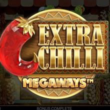 Extra Chlili spel logo logo
