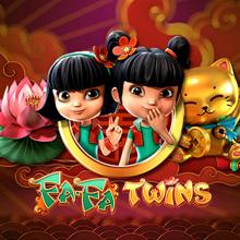 Fa-Fa Twins logo logo