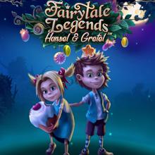Fairytale Legends: Hansel & Gretel logo logo