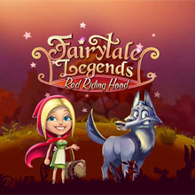 FairyTale Legends Red Riding Hood logo logo