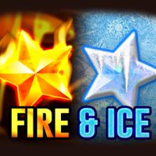 Fire & Ice logo logo