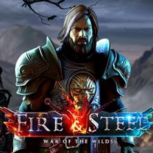 Fire & Steel logo logo
